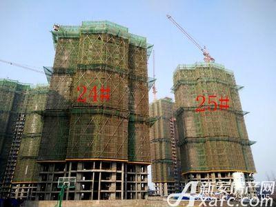 两淮融景苑两淮融景苑1月工程进度(2018.1.30)