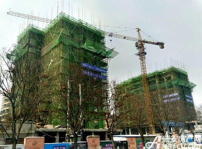 东城国际工程进度