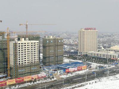 京开城工程进度