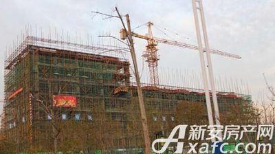 珠江翰林雅院2018年 1月工程进度