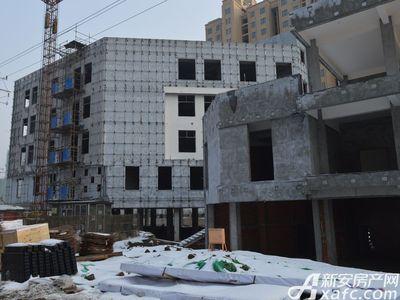 安庆七街工程进度