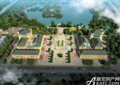 桓湖商城效果图