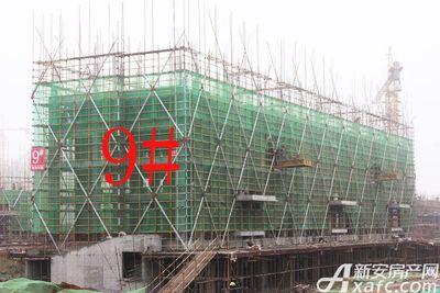 观湖花园工程进度(2018.1.19)