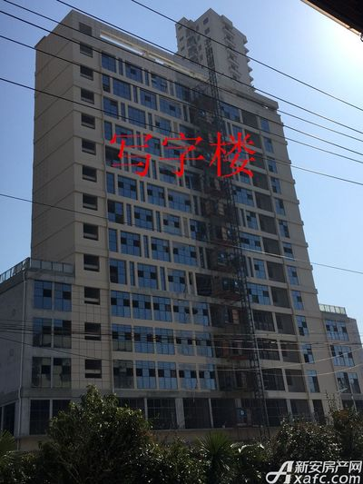 铜化弘宇嘉城写字楼2月进度(2018.2.5)