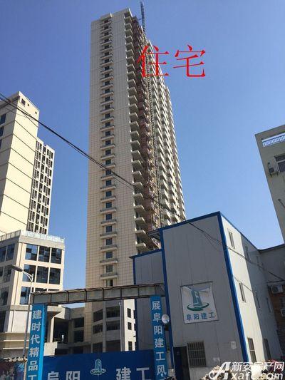 铜化弘宇嘉城住宅2月进度(2018.2.5)