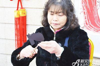 天都江苑天都地产新年纳福喜乐会活动:大师现场剪影(2018.2.11)