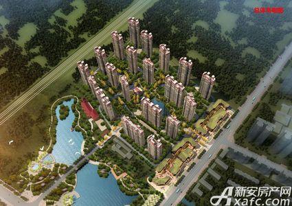 淮北恒大中央公园效果图