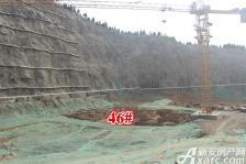 淮北凤凰城46#在打地基20180226