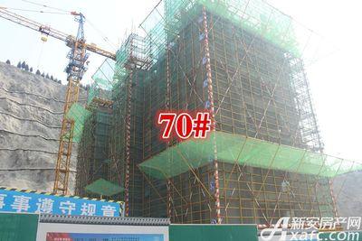 淮北凤凰城70#建到11层20180226