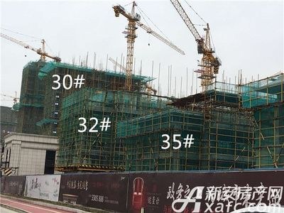 金鹏珑玺台工程进度