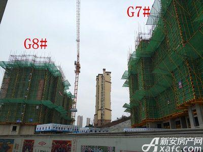 高速铜都天地G7#、G8#项目进度