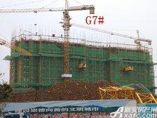 高速铜都天地G7#楼项目进度