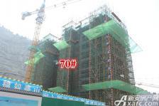 淮北凤凰城70#建到16层20180326