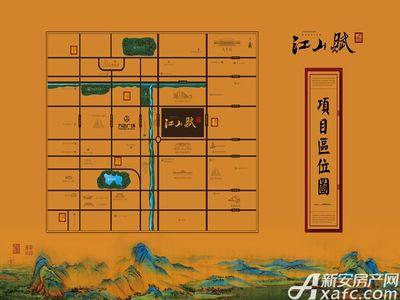 碧桂园江山赋交通图