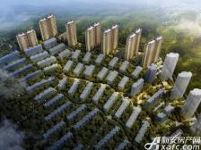 淮北凤凰城鸟瞰图