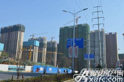 大唐凤凰城工程进度(2018年3月24日)