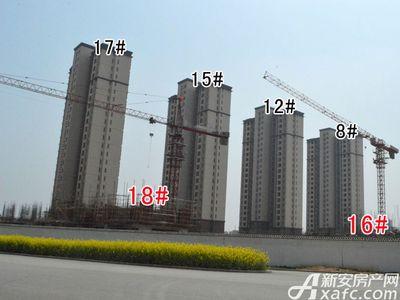 北城秀里16#、18#工程进度(2018.3.27)