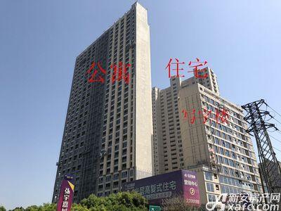 铜化弘宇嘉城公寓、住宅、写字楼4月进度(2018.4.16)