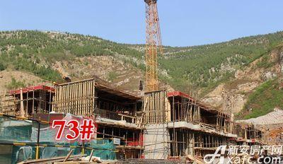 淮北凤凰城73#建到2层20180418