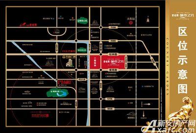 碧桂园城市之光城市之光交通图