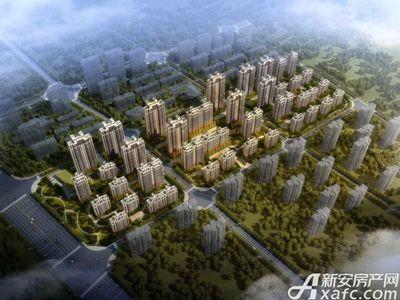 碧桂园·时代倾城效果图