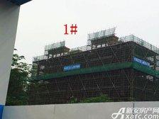 公园道B区御湖1#项目进度(2018.4.26)