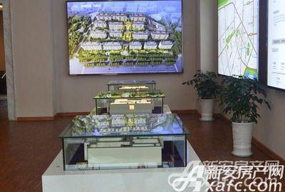 中锐尚城印象城市展厅 户型模型