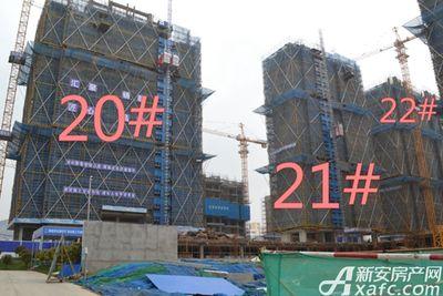 淮北碧桂园20#21#22#工程进度20180503