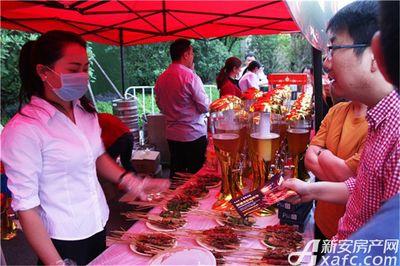 皖新翡翠庄园皖新翡翠庄园啤酒龙虾音乐节