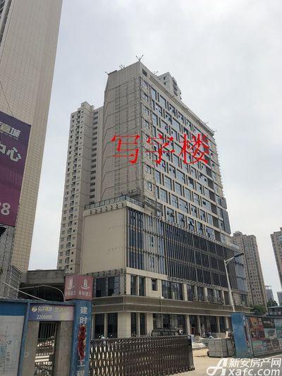 铜化弘宇嘉城写字楼5月进度(2018.5.15)