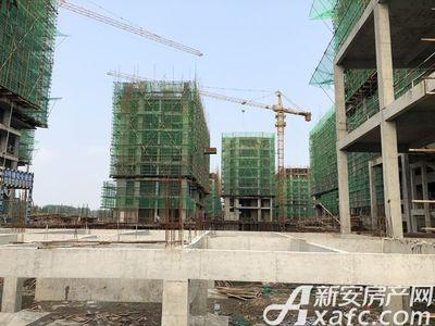 高速·海德公馆高速·海德公馆项目进度(2018.5.18)