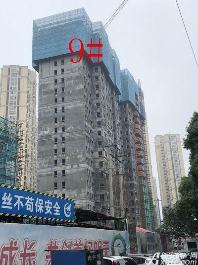 中航长江广场9#楼5月进度(2018.5.21)