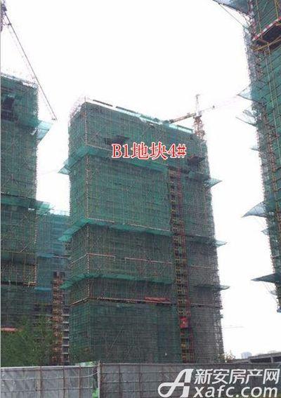 新城·悦府新城·悦府工程进度(2018.5.23)
