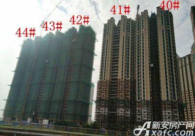 恒大绿洲41#—44#楼项目进度(2018.5.23)
