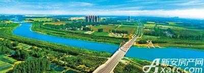 汴河小镇汴河景观带