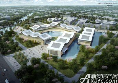 汴河小镇美术馆