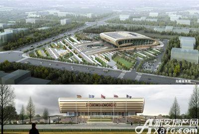 汴河小镇体育馆