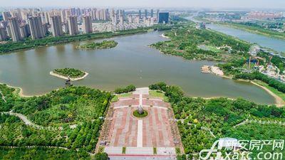 汴河小镇三角洲实拍