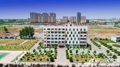 汴河小镇安徽云计算产业集聚发展基地