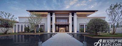 绿地·宿州城际空间站宿州绿地城城市会客厅效果图