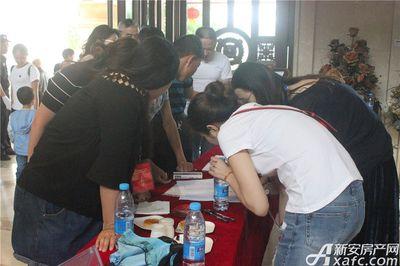 高速铜都天地象棋比赛签到环节(2018.6.2)