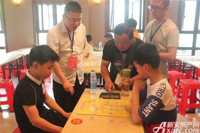 高速铜都天地象棋比赛—计时比赛(2018.6.2)