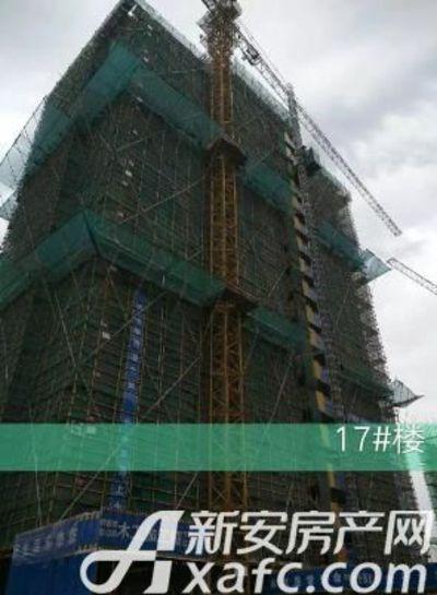 祥生宛陵湖新城2018年六月份 二期17#楼