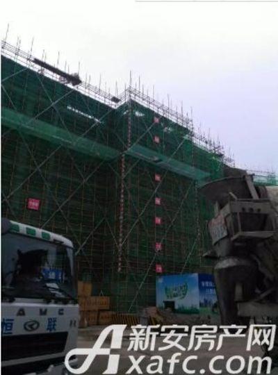 祥生宛陵湖新城2018年六月份 三期18号楼8层