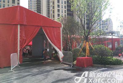 祥生宛陵湖新城2018年6月 一期交付现场