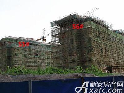 金色名城2018.6项目进度