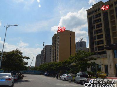 宜秀蓝湾3# 4#工程进度(2018-06-25)