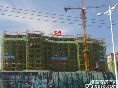 北城秀里2#工程进度(2018-06-25)