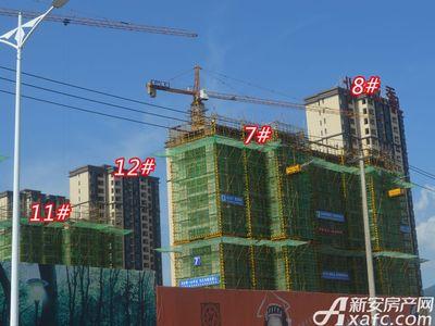 北城秀里7# 8# 11# 12#工程进度(2018-06-25)
