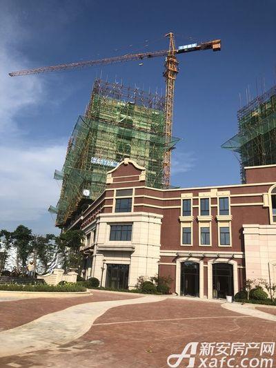 高速·海德公馆高速·海德公馆项目进度(2018.6.27)